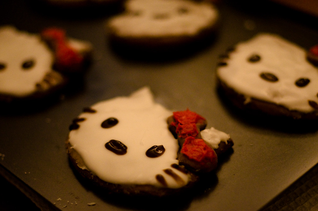 Hello Kitty Gingerbread Fun