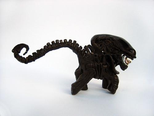 My little pony Alien