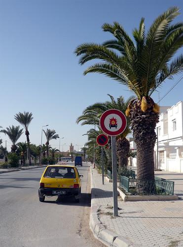 señal kairouan