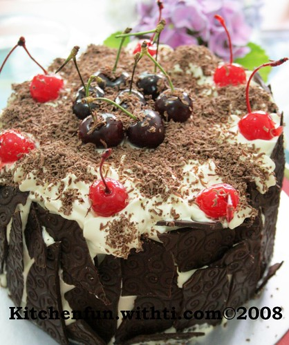 my black forest