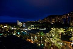Monaco (turbodiesel) Tags: night cotedazur nightimages tokina1224 montecarlo monaco lightroom montecarlobay canon40d
