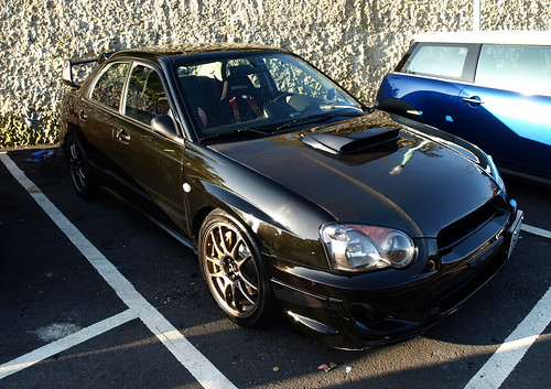 SUBARU Impreza STI version