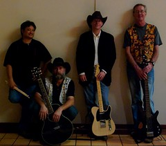 Bob Adams & Thirsty Boots (chiqui3820) Tags: guitarplayer countryband bobadamsthirstyboots autrychristmas