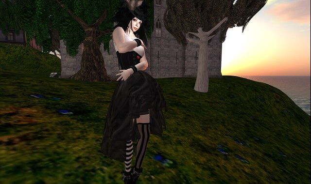 Una Seerose Body Doubles Shapes Flickr Contest by Mandolynn