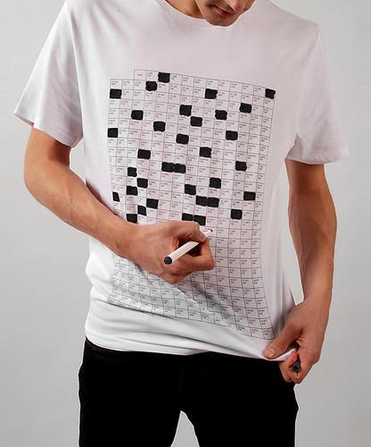 camiseta calendario 2009