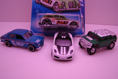 Some end of the year Hot Wheels scores