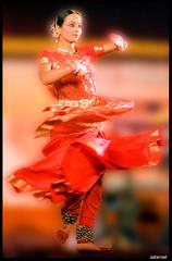 Kathak by Anjana Jha (saternal) Tags: dance event palakkad jha anjana kathak saternal flickrestrellas anjanajha