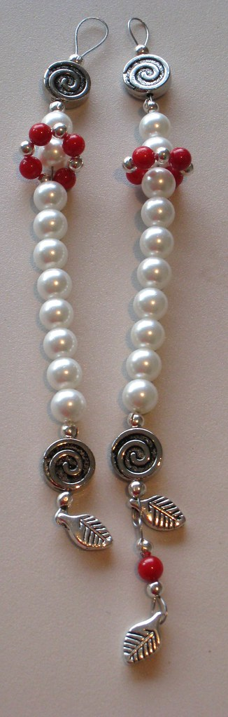 Pearl stitch markers
