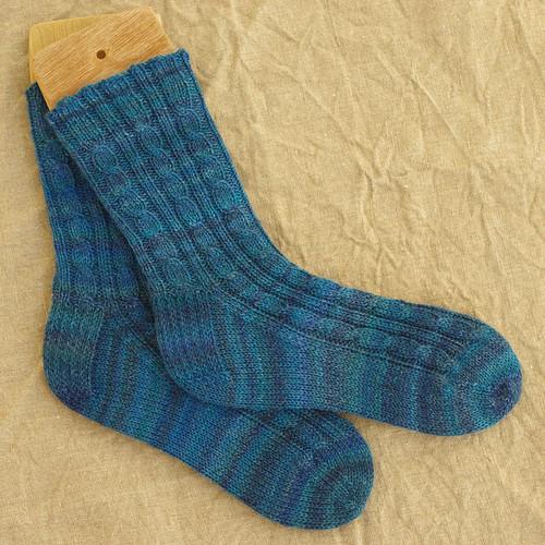 Sock #32 (52 Sock Challenge)