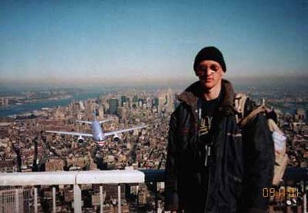 9/11 Plane?