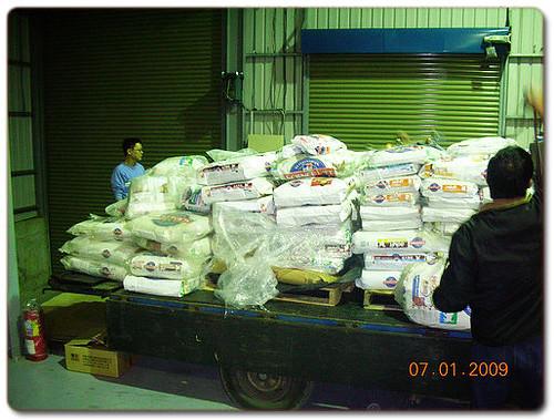 2009-01-09-「緊急需要支援」高雄高媽媽大順狗園~徵志工幫忙救吃到黑心飼料的狗狗