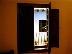 ...Mientras yo meditaba en el silencio... para Mariaugusta # EXPLORE (**.i) (Brian Wayfarer) Tags: espaa aragn calatayud ladolores provinciadezaragoza explore2009