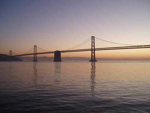 Pre-Dawn Bridge