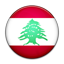 Flag of Lebanon PNG Icon