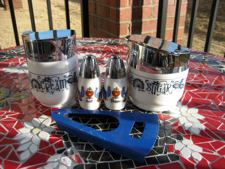 Gemco Tableware & Vintage Jar Opener
