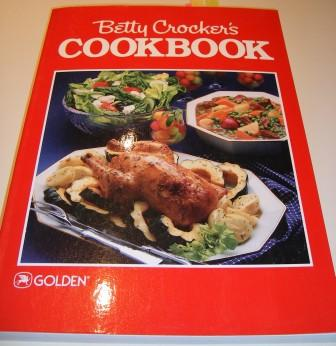 Cookbook Auditions: Betty Crocker Cookbook