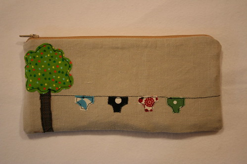 Clothesline Pouch