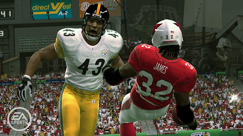Madden NFL 09 Super Bowl XLIII