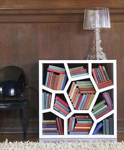 3236801136 631ae0a575 Top 10 Creative AND Practical Bookcases
