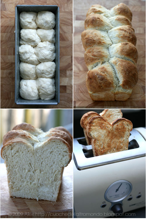 Pane in cassetta
