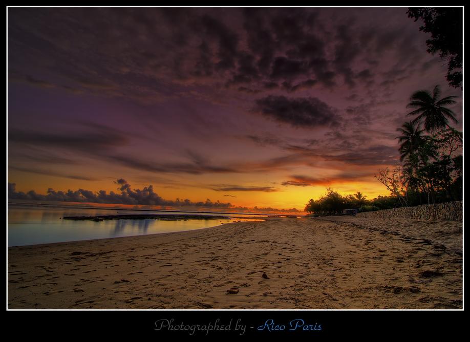 Breathing the Sunset