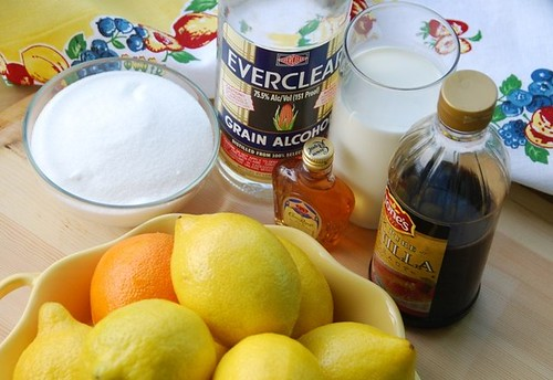 limoncello ingredients