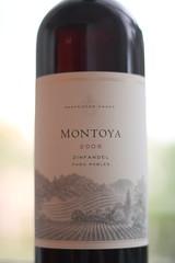 Montoya 2006 Zinfandel Wine