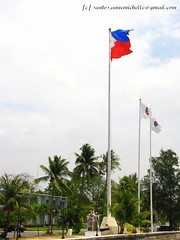 Subic Bay (annemich928) Tags: summer vacation beach solar grande sand flag philippines may resort subic grandeisland philippineflag nationalism solarpowered