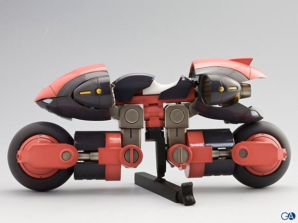 HoiHoi LEGACY Pest X and Bike