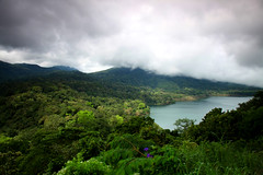 Lake Tamblingan (djsitaun) Tags: bali indonesia laketamblingan lakebuyan thetwinlake