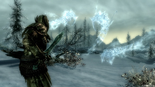 Elder Scrolls V: Skyrim Features a 3D Map, Settlements, and Mini-Games