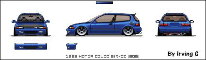 Los Dichosos Pixel Cars 5729553366_962587b051