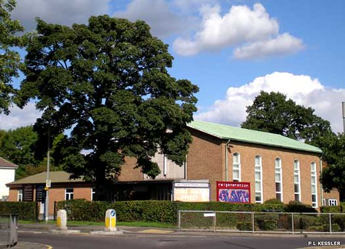 Gidea Park (Wesleyan) Methodist Church, Gidea Park, East London, England