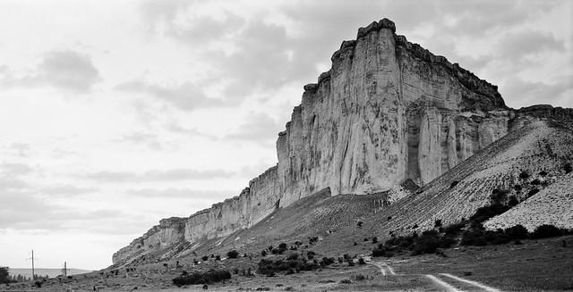 Ak Kaya (White rock)
