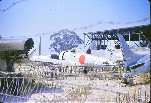 Warbird picture - 98-C4-26 1964 Nakajima KI-84 Hayate
