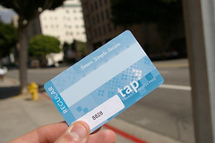 My TAP card