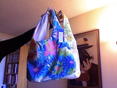 House coat to beach bag