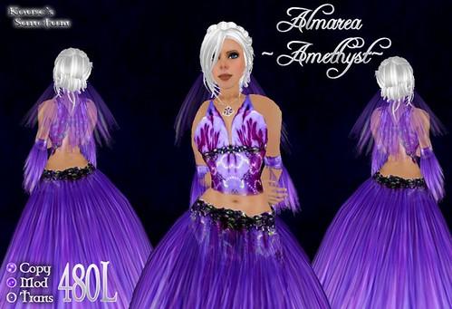Almarea - Amethyst - Ad