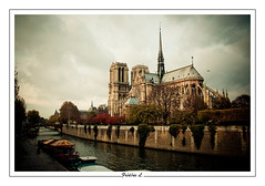 Notre Dame de Paris (11-2005) (Frdric.L) Tags: paris france art de nikon d70 cathedrals nikkor notre dame monuments cathdrales 1870dx francelandscapes frdriclavaux
