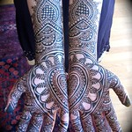 Sri's mehndi hands (and one of my most-stolen images)