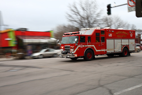 Minneapolis Fire Truck 6601