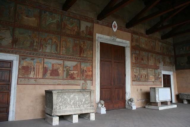 porch frescoes