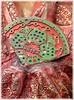 Modeling (Jean-christophe 94) Tags: red sculpture green rouge fan chinese vert bercy éventail rachidkhimoun jc94 jeanchristophe94