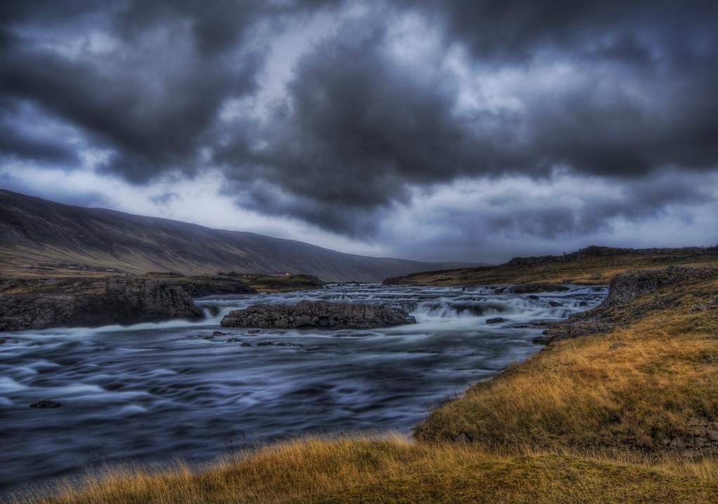 Silent River and Deadly Storm