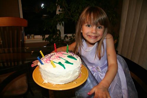 Sydney's 5th Birthday