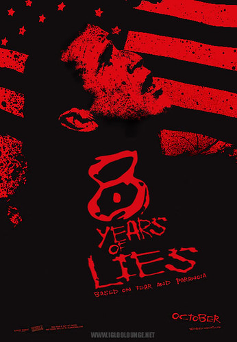 30 Days of Night, 8 Years of Lies