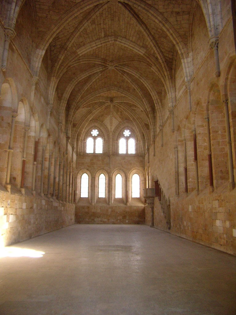La Arquitectura Cisterciense