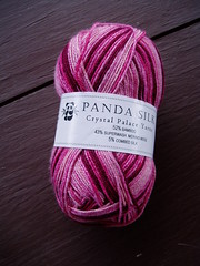 CPY Panda Silk