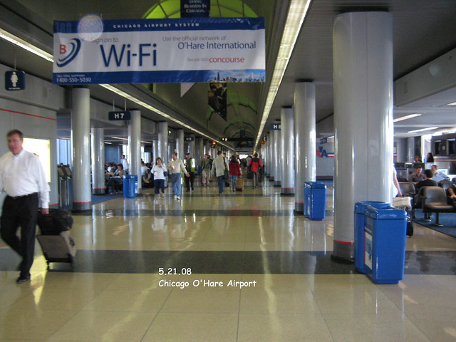 5.21.08 O'Hare Airport