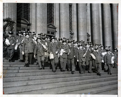 Letter Carriers in New York City